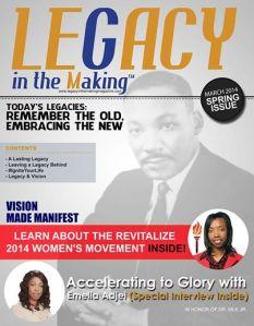 a legacy magazine