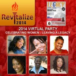 Women's Empowerment Hangout for Legacy Women in Magazine .Revitalize2014