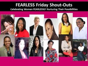 fearless friday shout outs
