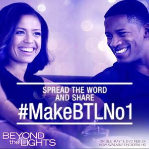 Beyond the lights on DVD and blue ray announcement