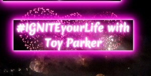 channel art for you tube - ignite your life with toy parker 2015