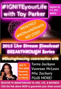 MARCH 2015 NOboxNOlimits BREAKTHROUGH TV show