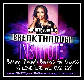 IGNITEyourLife Breakthrough Institute 2016 logo- hotness