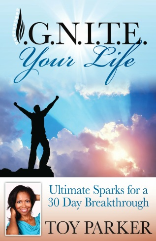 IGNITEyourLife book cover reveal
