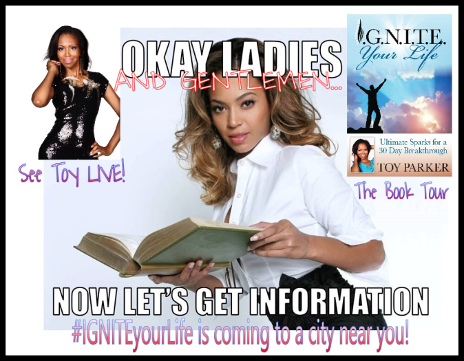LADIES AND GENTLEMEN IYL BOOK TOUR